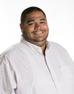David Calderon, Ice Air Operations  Manager