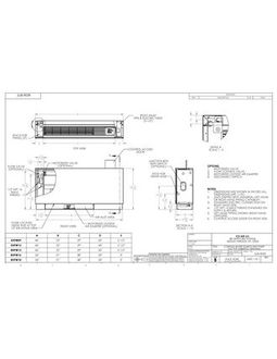 WSHP: Console Flat Top Drawing