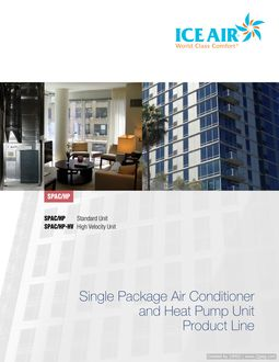 SPAC Product Line Brochure