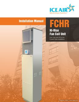 FCU: FCHR - Installation Manual