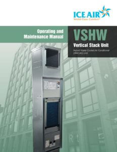 HWCAC: Vertical Stack – O&M Manual (English)