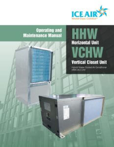 HWCAC: Horizontal and Vertical Closet – O&M Manual (English)
