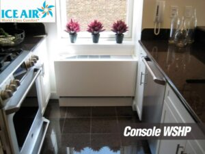 Ice Air - Installations - Console WSHP