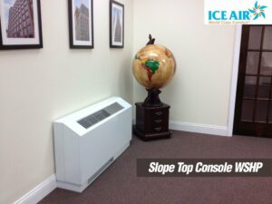 Ice Air - Installations - Slope Top Console WSHP