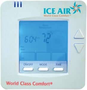 Ice Air - Product - AccuZone Thermostat - 7-Day Programmable