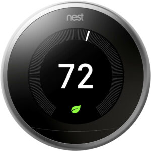 Ice Air - Product - AccuZone Thermostat - Nest Learning Thermostat