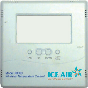 Ice Air - Product - AccuZone Thermostat - Wireless Thermostat