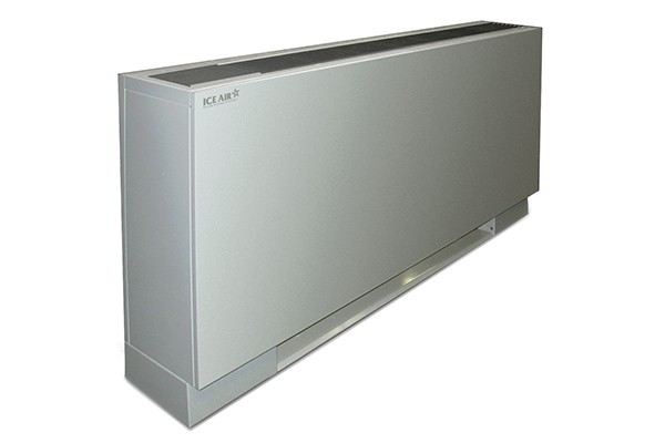 Ice Air - Product - FCU - Vertical Exposed Fan Coil Unit