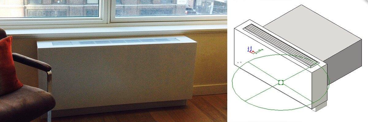 Ice Air - Resource Center - Revit 3D Models - header