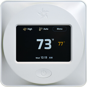 Ice Air - Product - AccuZone Thermostat - Digital Touchscreen Thermostat
