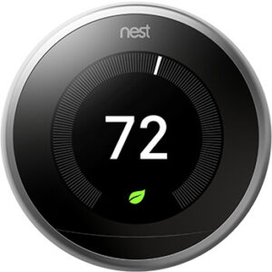 Ice Air - Thermostats - Nest Learning Thermostat